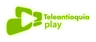 Teleantioquia Play Logo