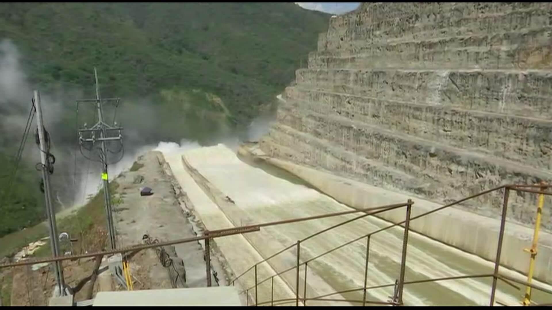 Avanzan obras de recuperación de Hidroituango