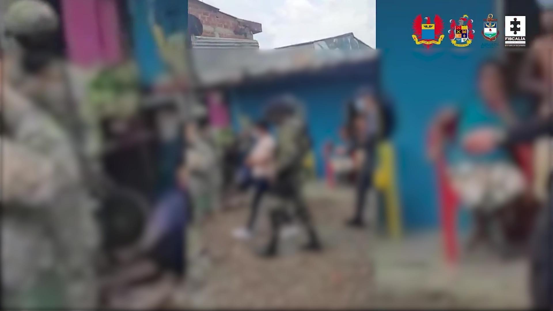 Desmantelan red que enviaba droga a Centroamérica