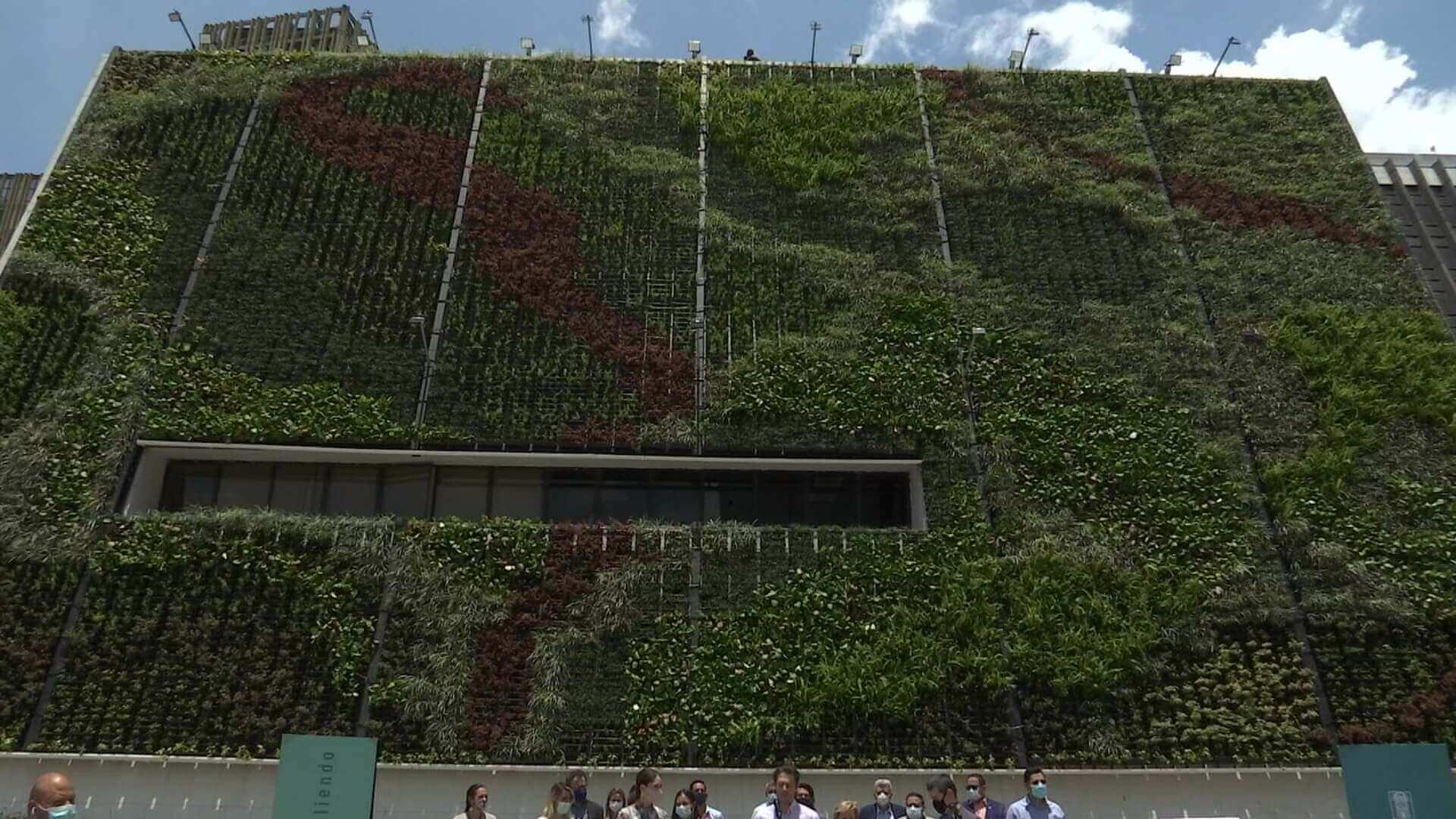 Entregan «Muro Verde» que costó $948 millones