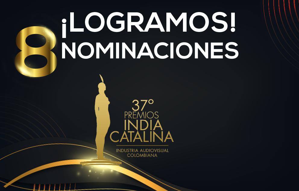 8 nominaciones a los Premios India Catalina que emocionan a los antioqueños