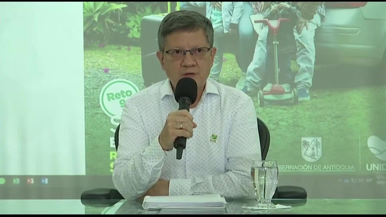 Nuevas medidas para el departamento de Antioquia