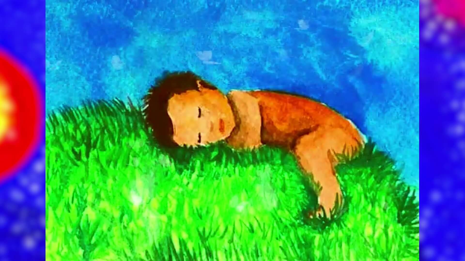 """""""Tierno y grandioso"""", historia de un bebé indígena"""