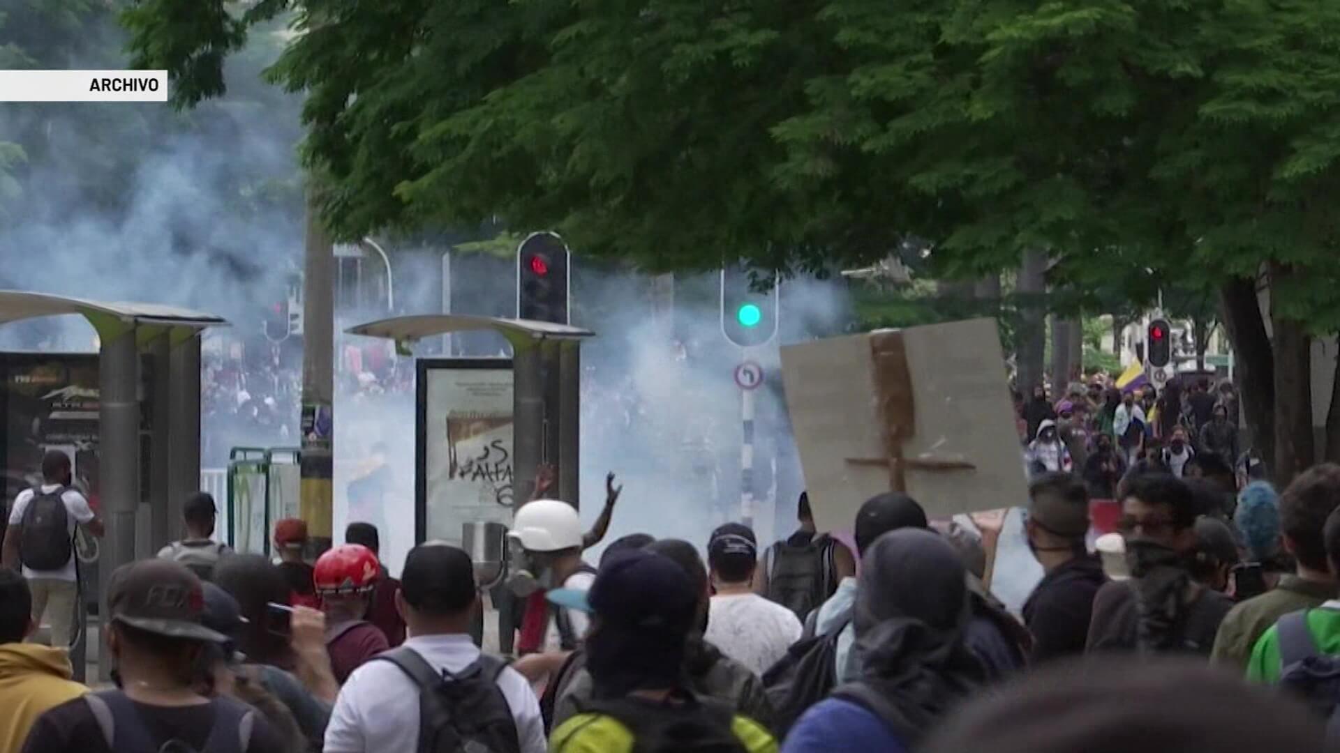 Comerciantes de «El Hueco» piden que militaricen el Centro