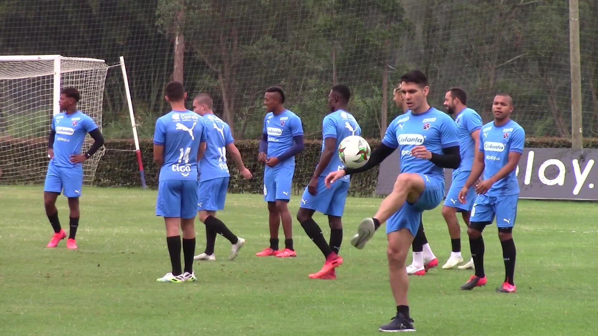 DIM recupera jugadores para duelo ante Pereira
