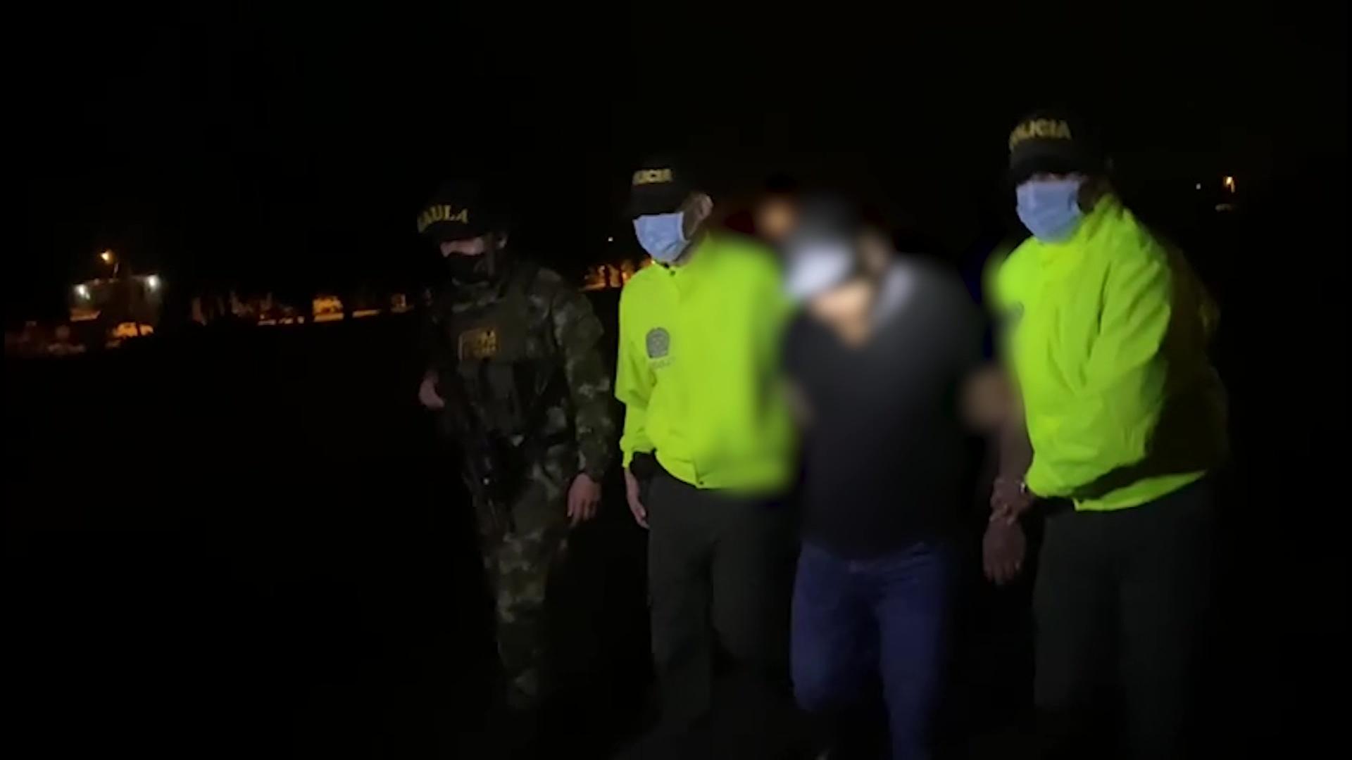 """Detenido alias """"Merengue"""" presunto integrante del Clan"""