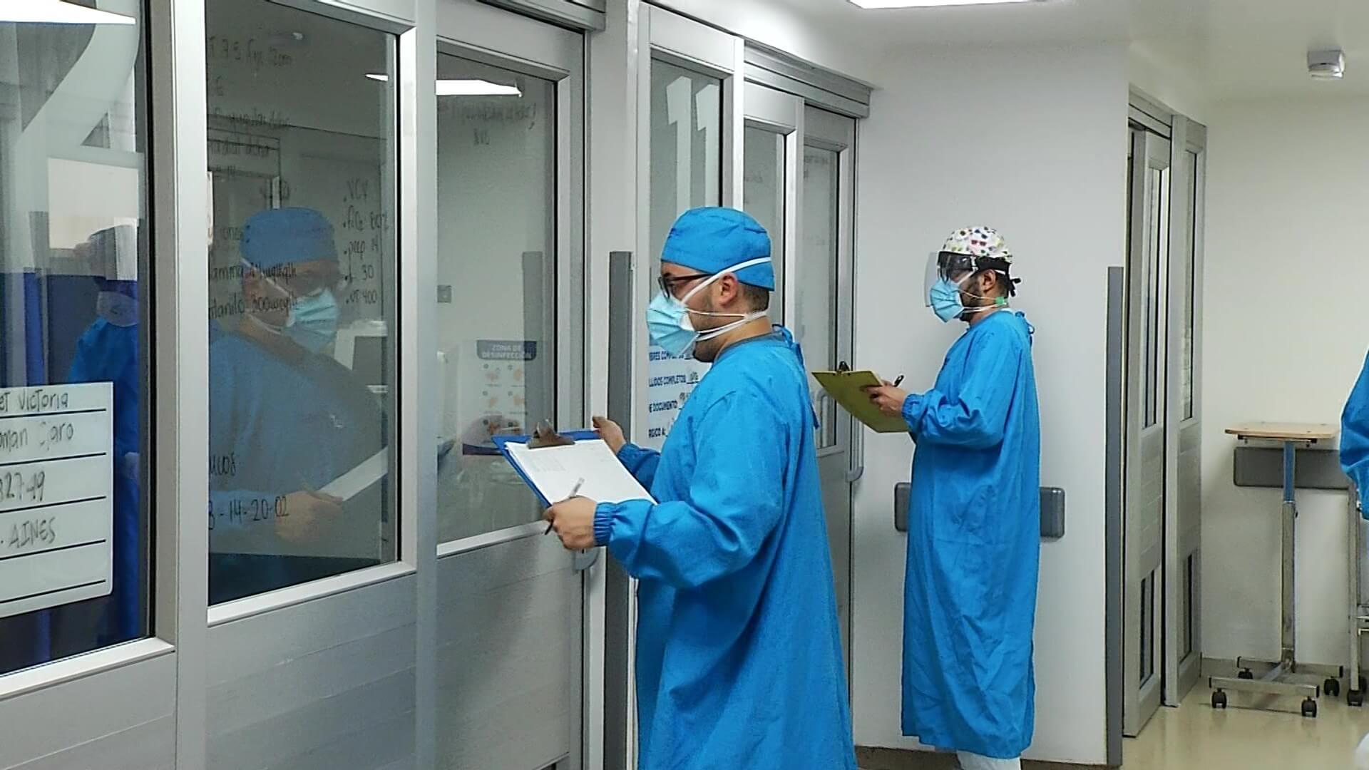 Dos hospitales más en emergencia hospitalaria