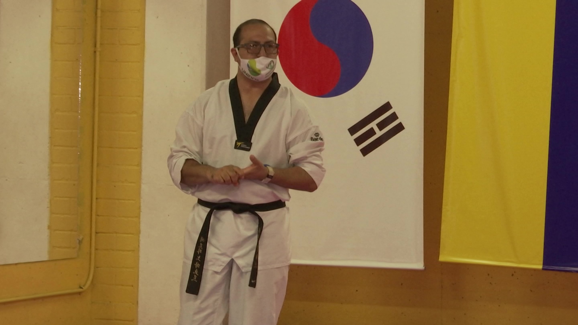 Experiencia internacional en el taekwondo paisa
