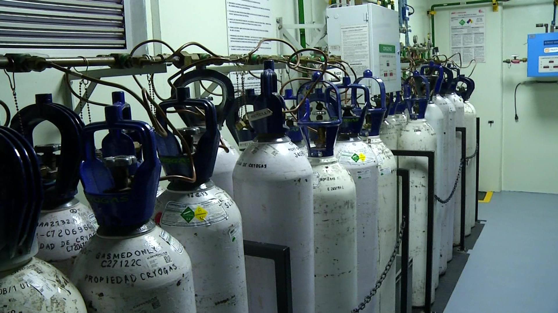 Gobernación alerta por escasez de oxígeno en Antioquia