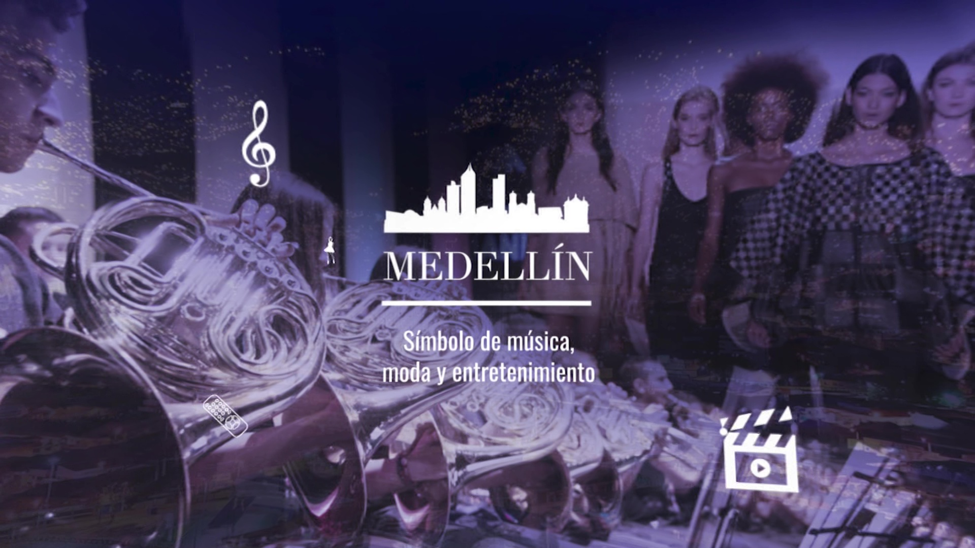 Informe Especial: Medellín: Símbolo de música, moda y entretenimiento