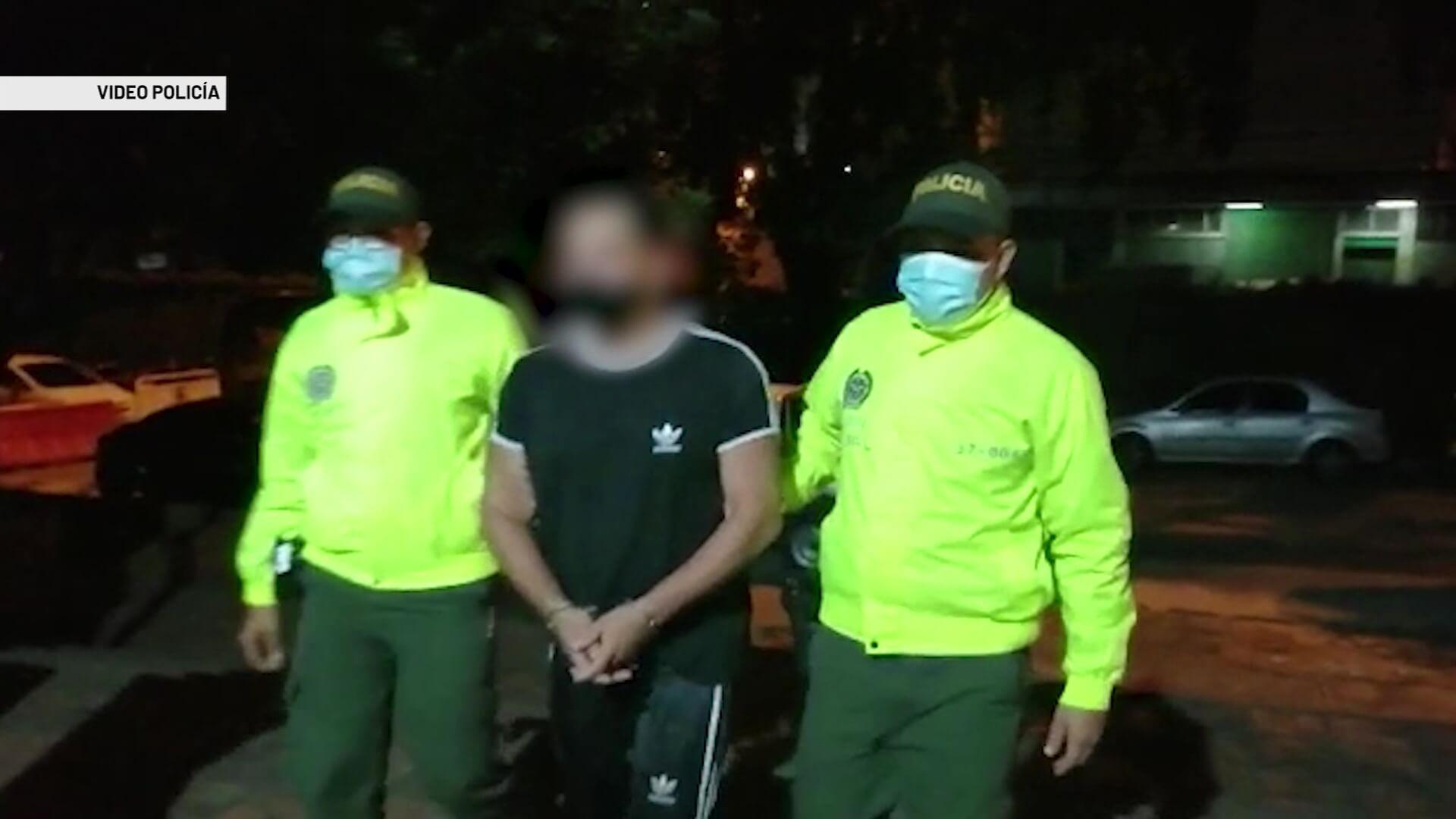 Nueve capturados por homicidios en Valle de Aburrá