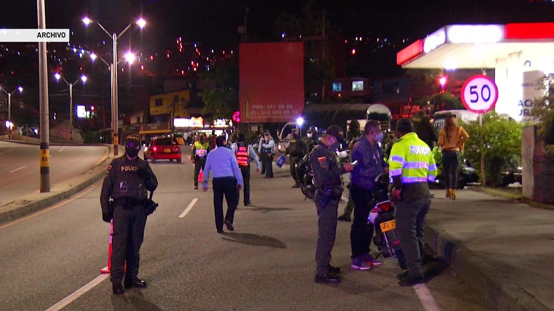 Ofensiva de la Policía contra diversos delitos