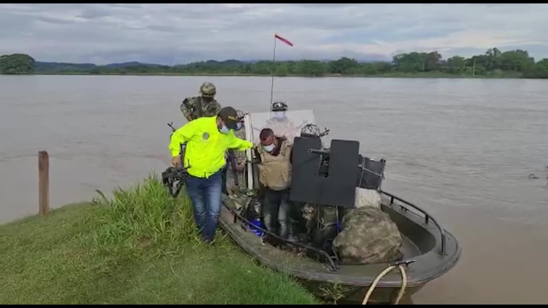 Resultados operacionales en el Bajo Cauca