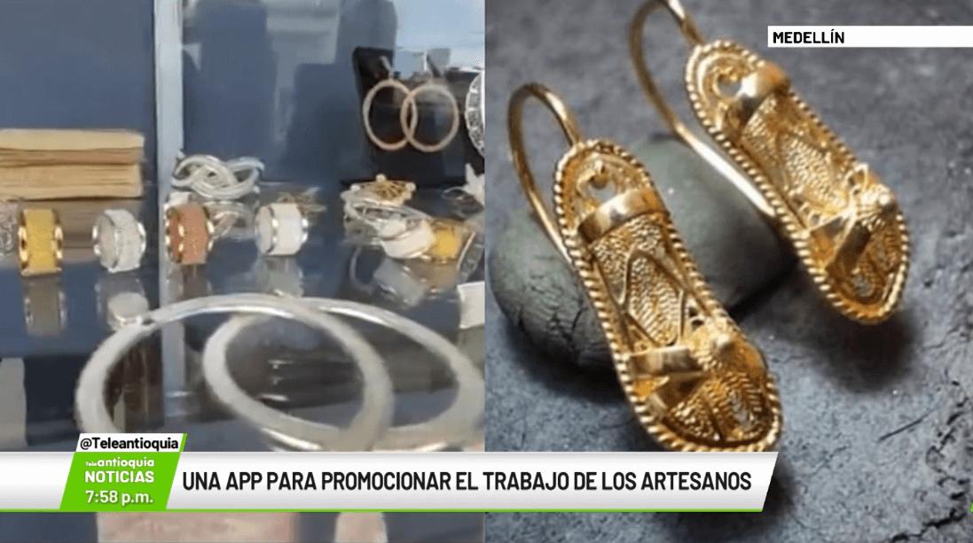 Una app para promocionar el trabajo de los artesanos