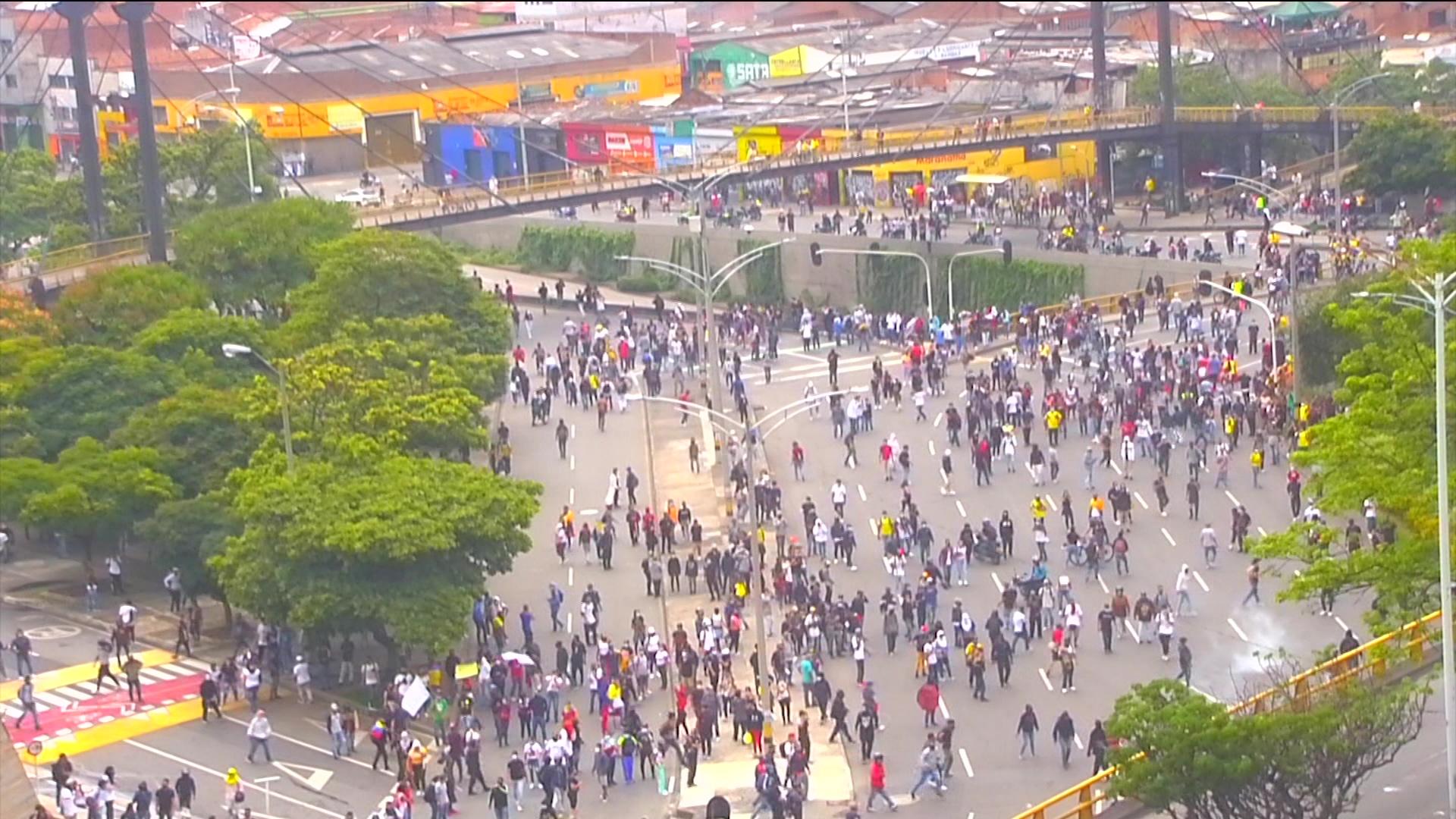 «¿Por qué marcha Colombia?», hoy a las 6:00 p.m.