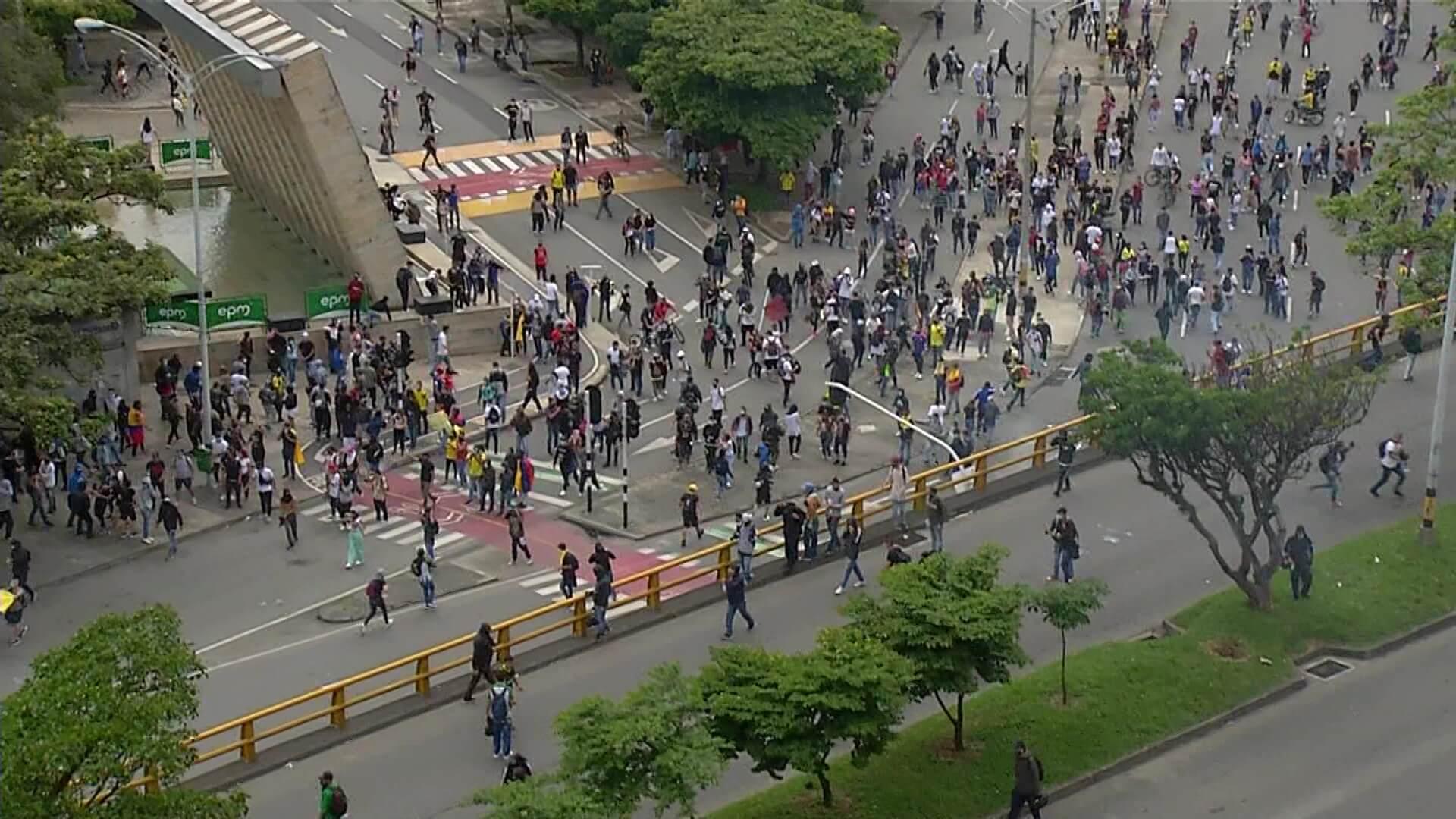 Alertan sobre posible aumento de contagios por marchas