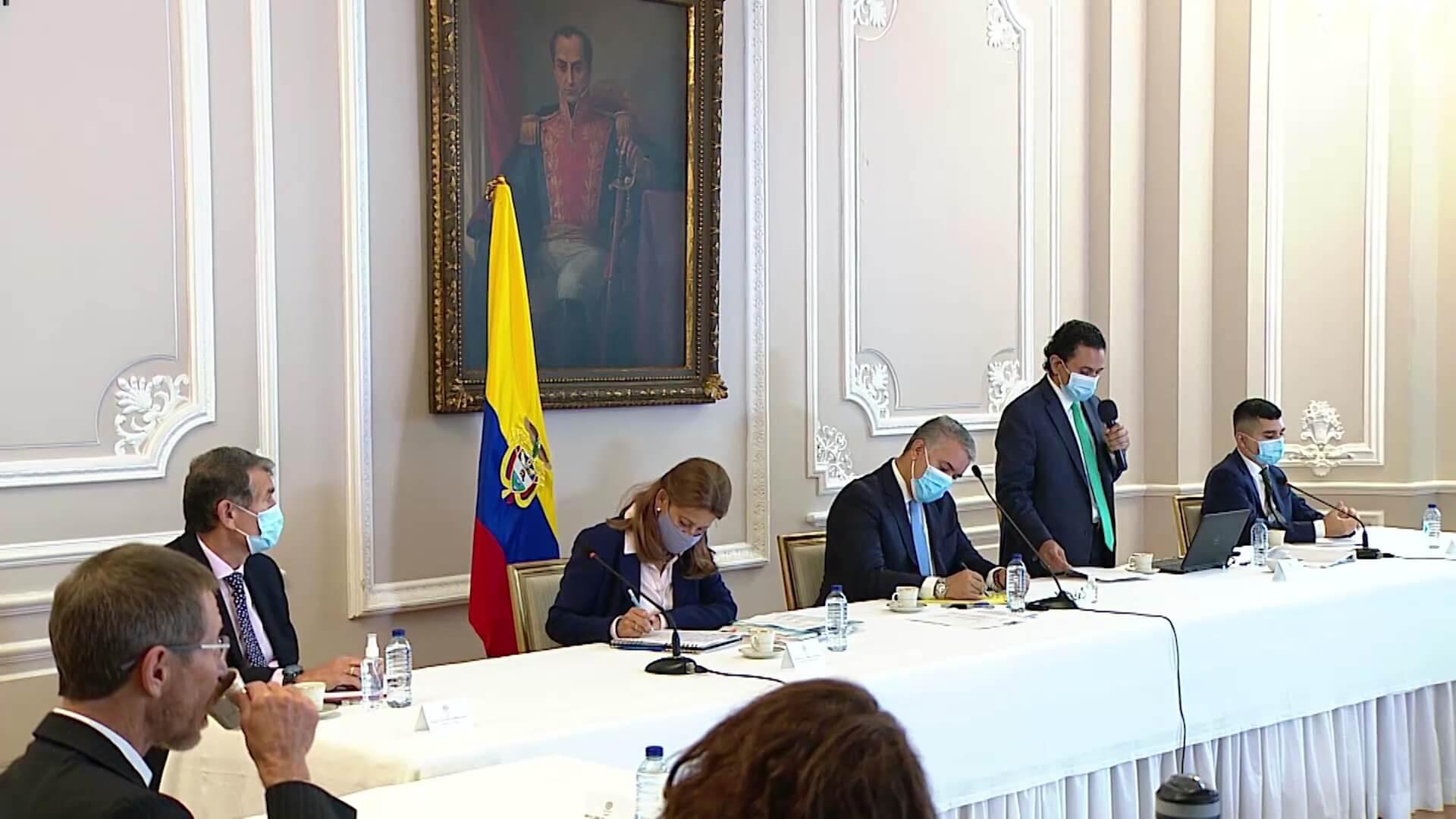 Comité del Paro espera respuesta presidencial sobre peticiones