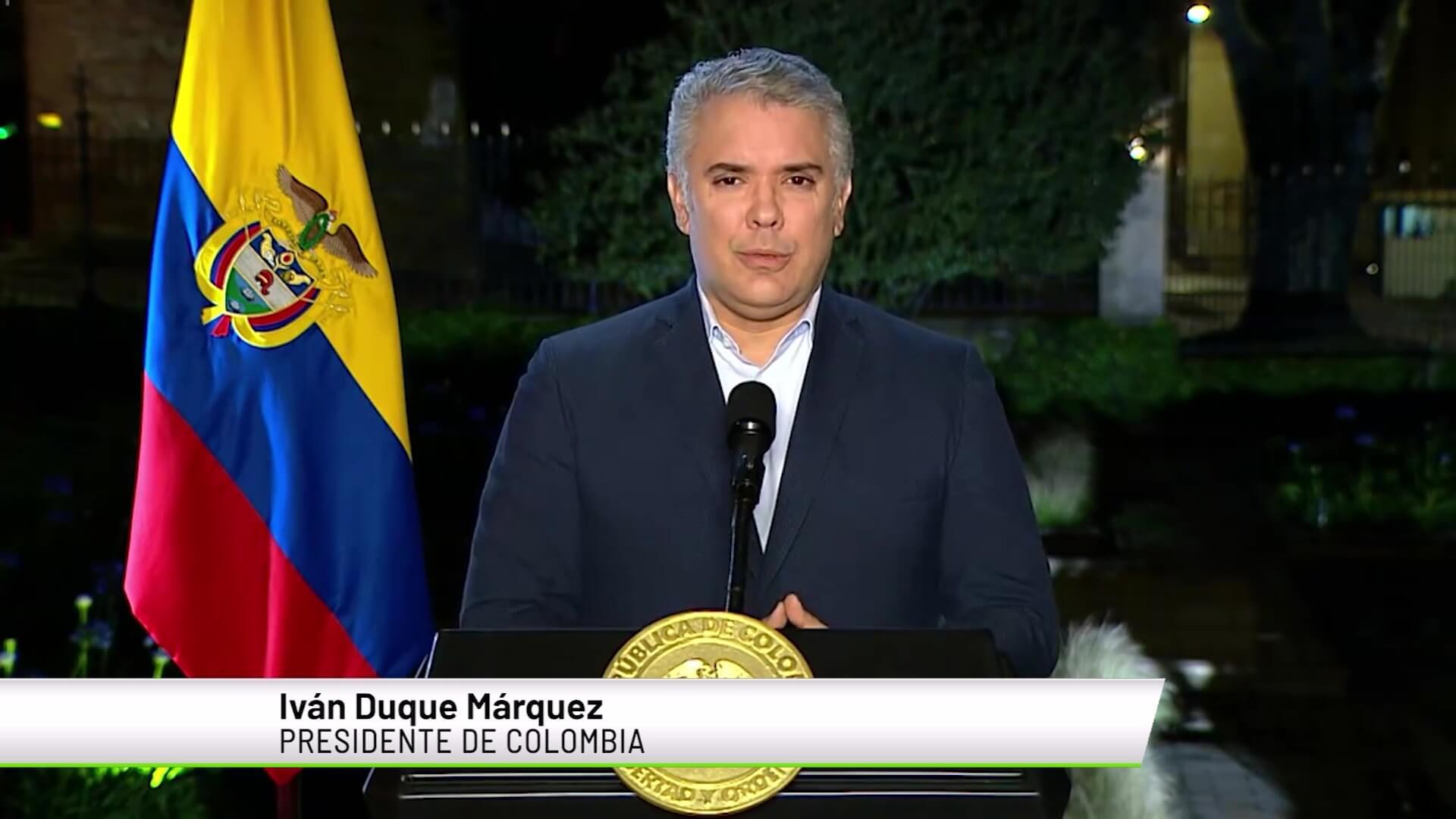 «Duque sí puede ordenar despeje de vías»: abogados