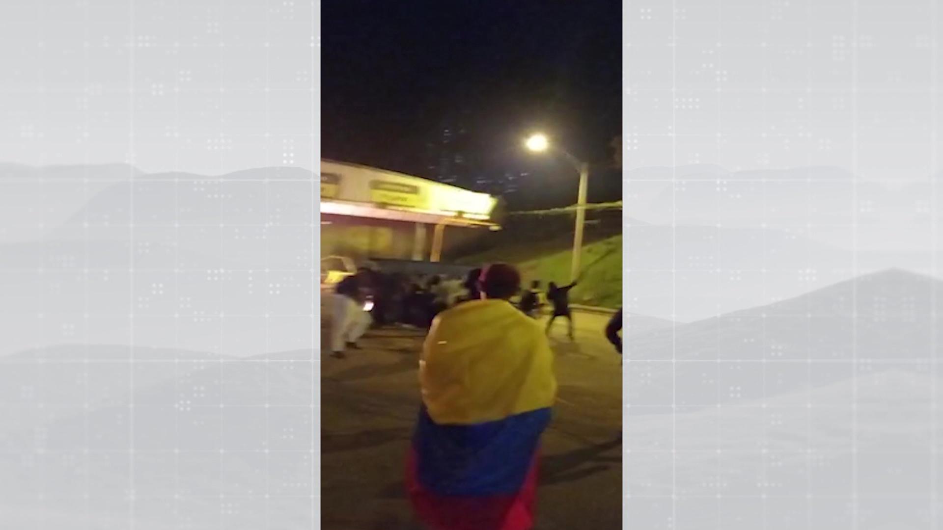 En Niquía se presentaron más protestas