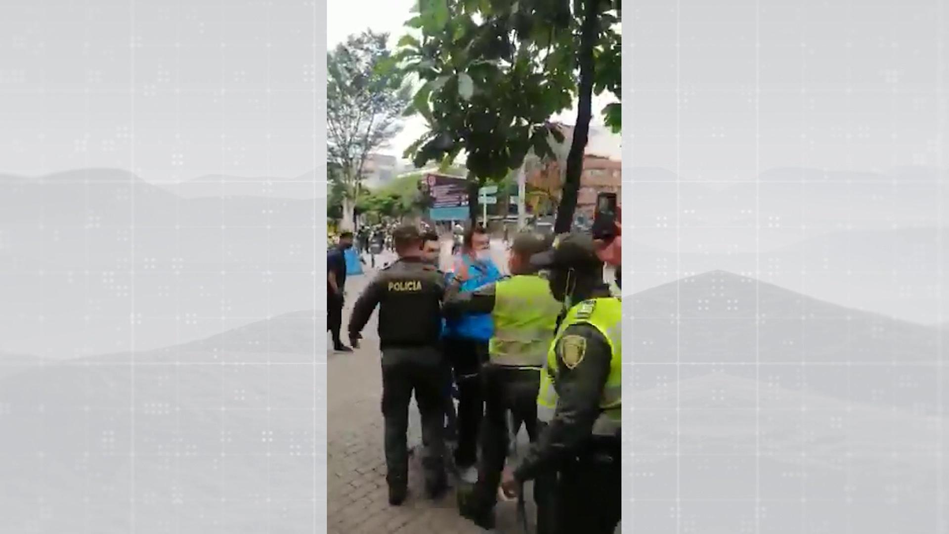 Funcionarios de Personería fueron agredidos