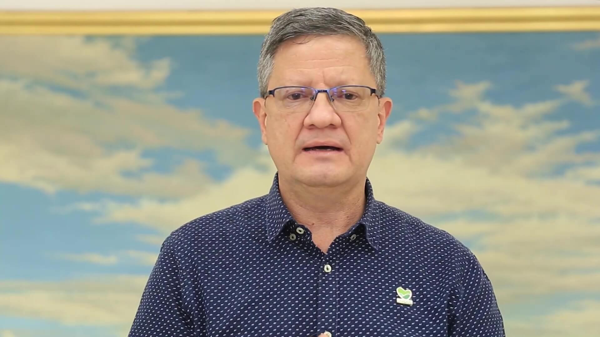 Gobernador hace un llamado al respeto por la vida