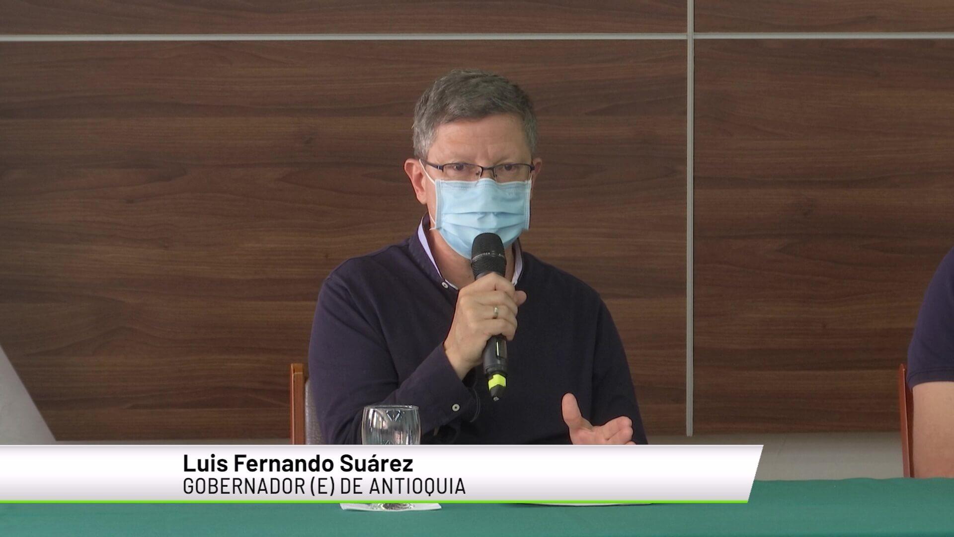 Gobernador solicita no impedir paso de oxígeno