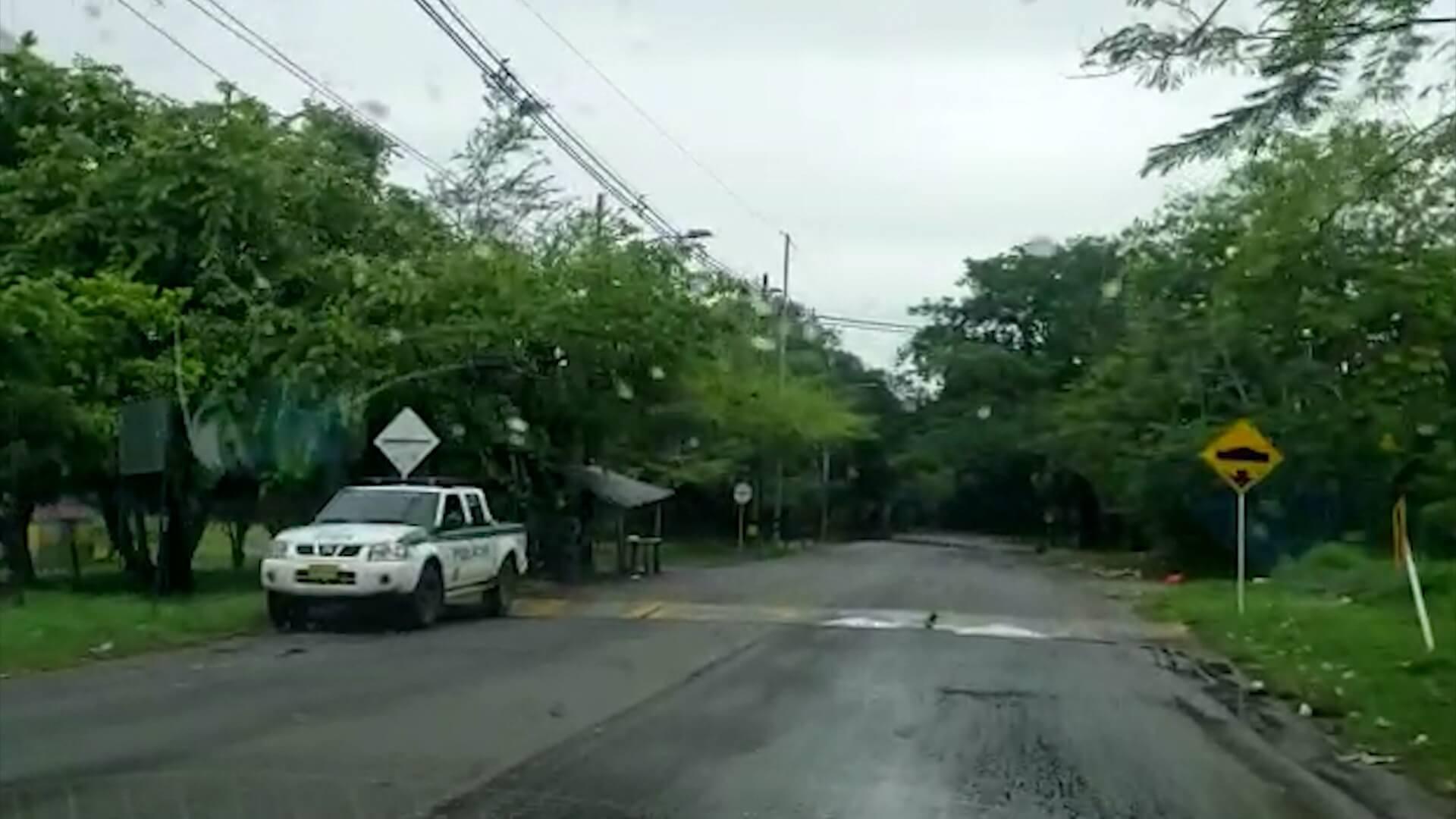 Habilitada la vía Caucasia-Medellín