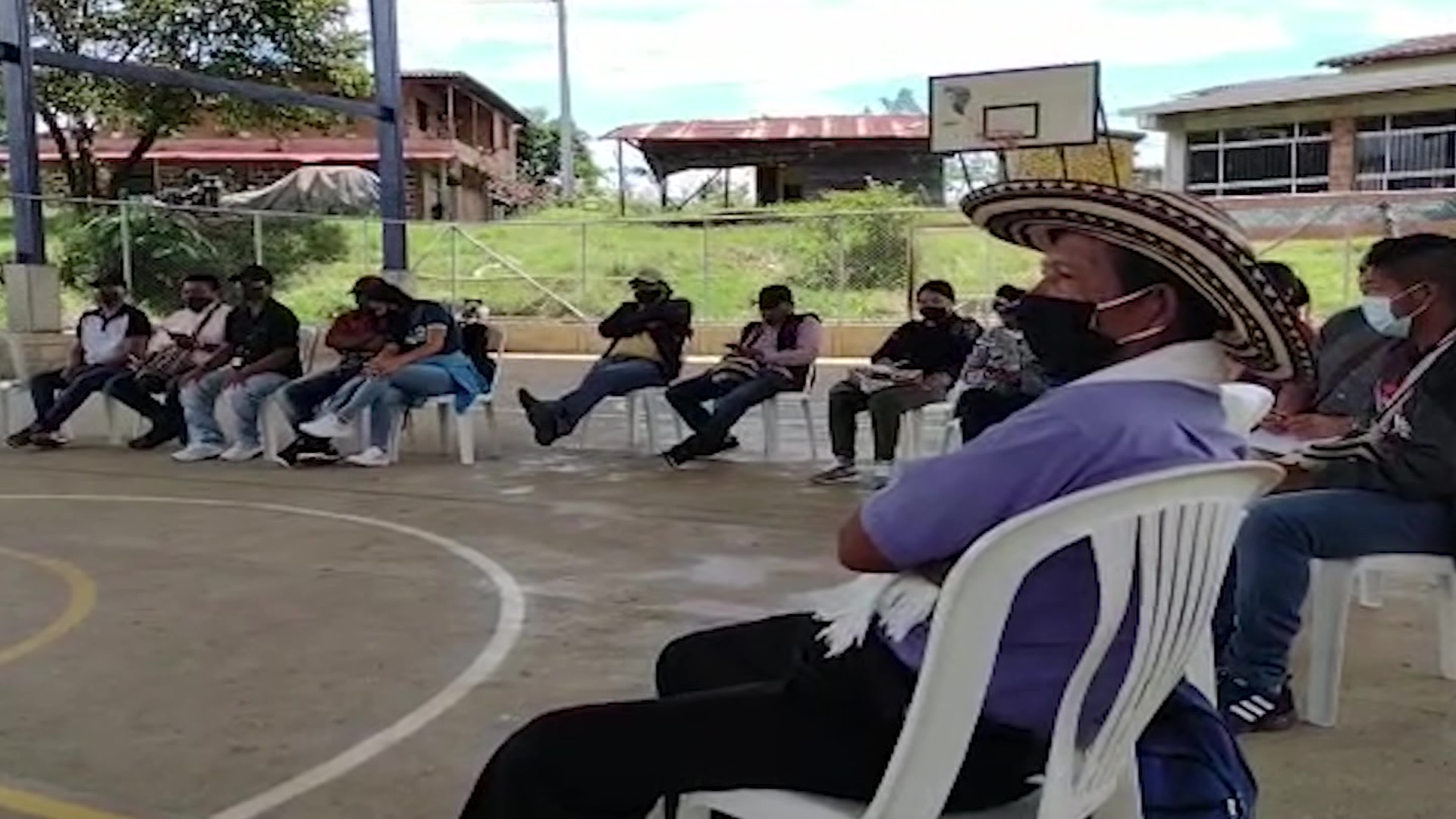Indígenas se alistan para salir a Medellín