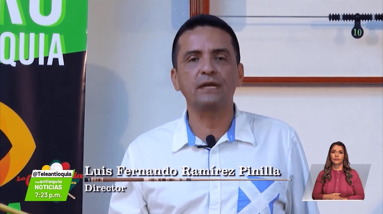 Luis Fernando Ramírez, víctima del Covid