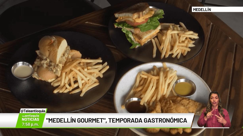 «Medellín Gourmet», temporada gastronómica