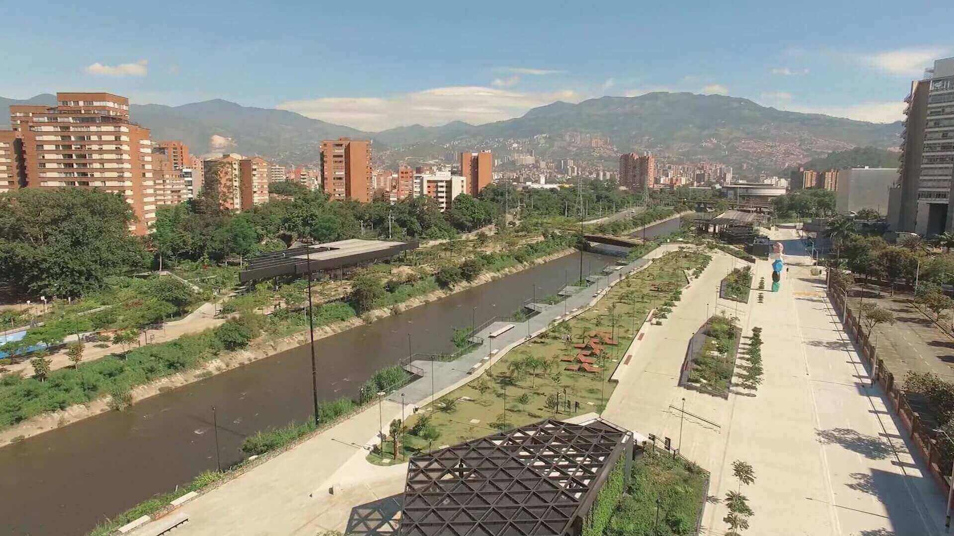 Otro premio internacional para Parques del Río: ya lleva 17