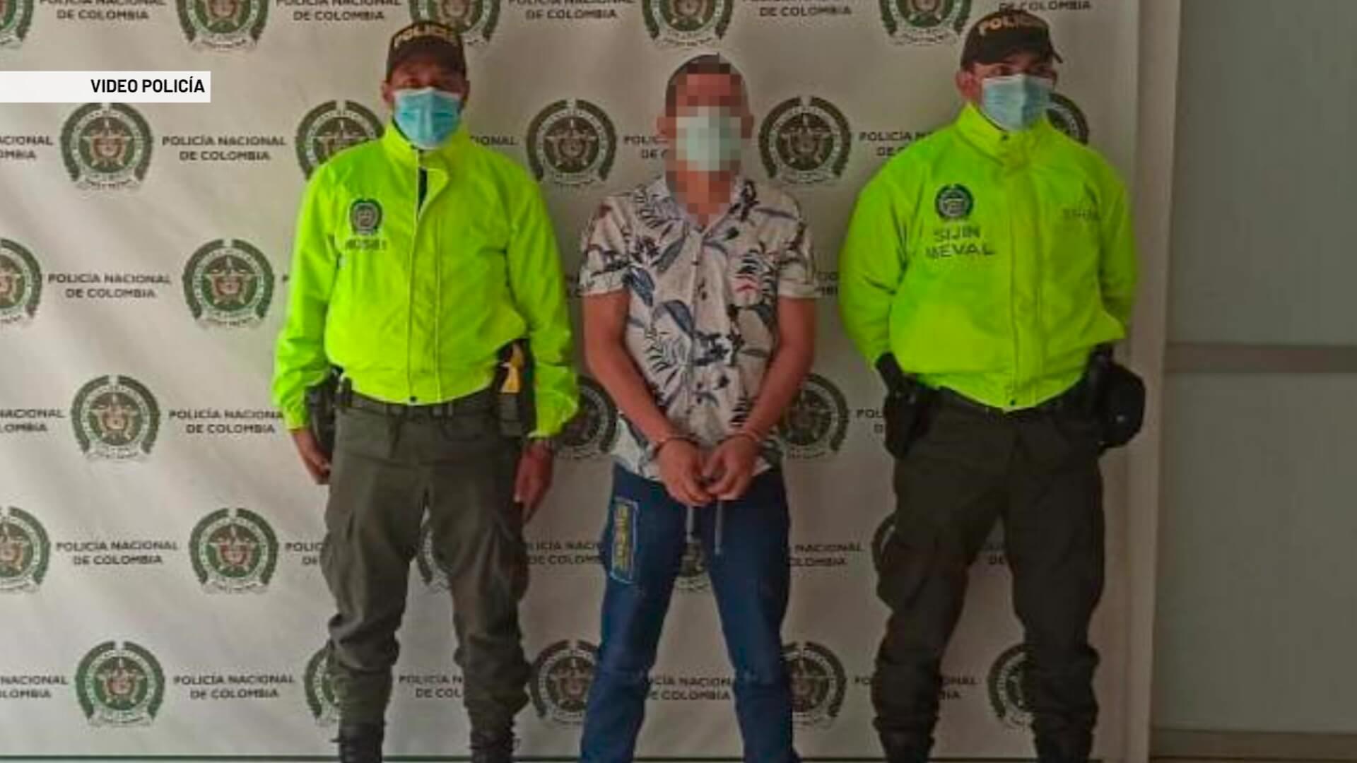 Policía capturó a 14 personas por el delito de hurto