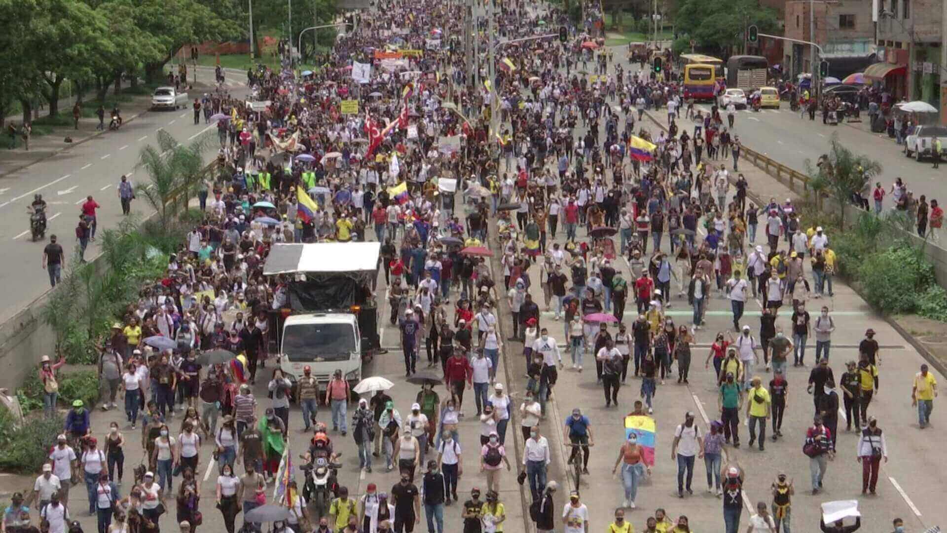 Promotores de paro anuncian que vendrán más protestas
