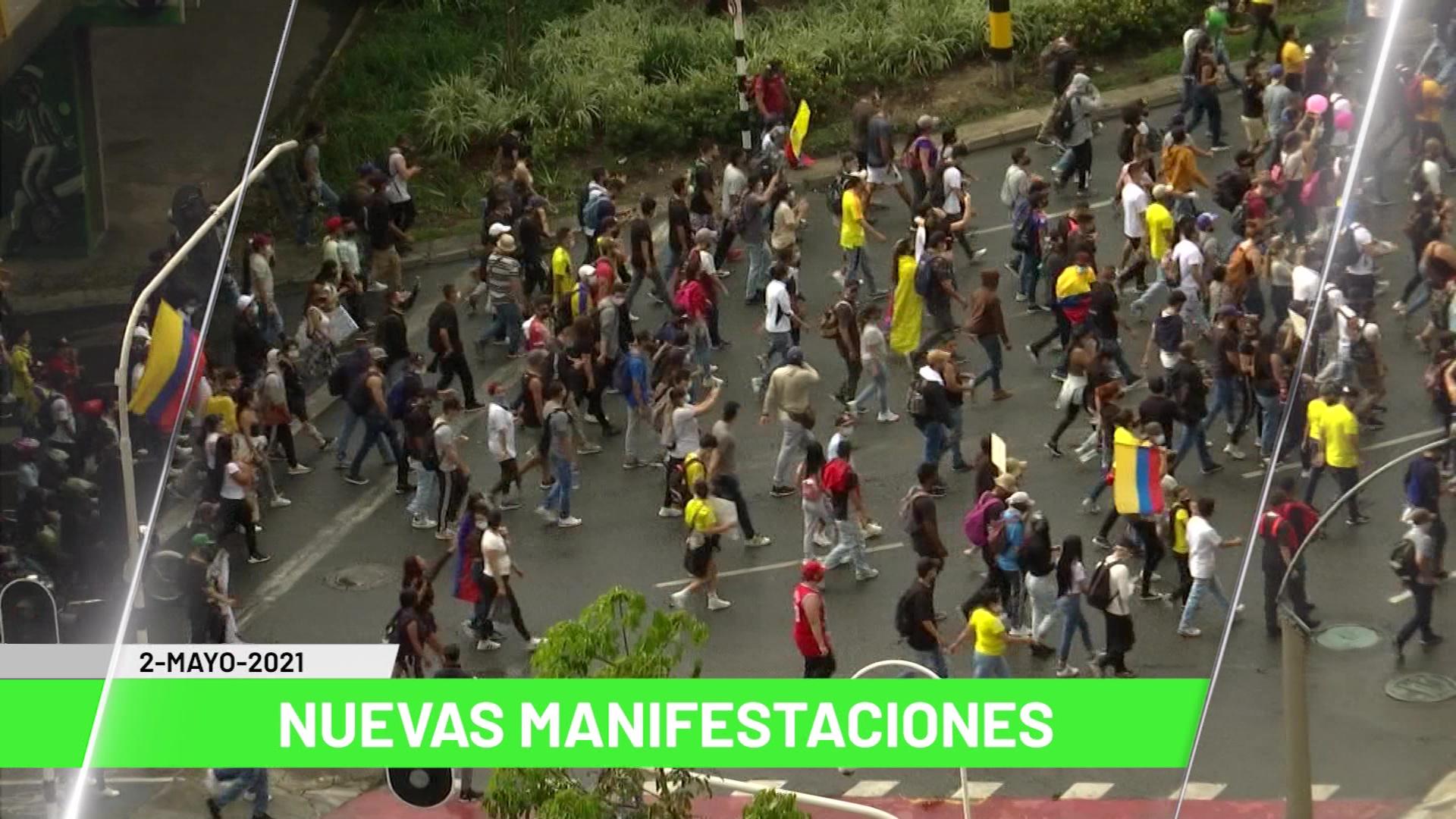 Titulares de Teleantioquia Noticias - domingo 02 de mayo de 2021 noche