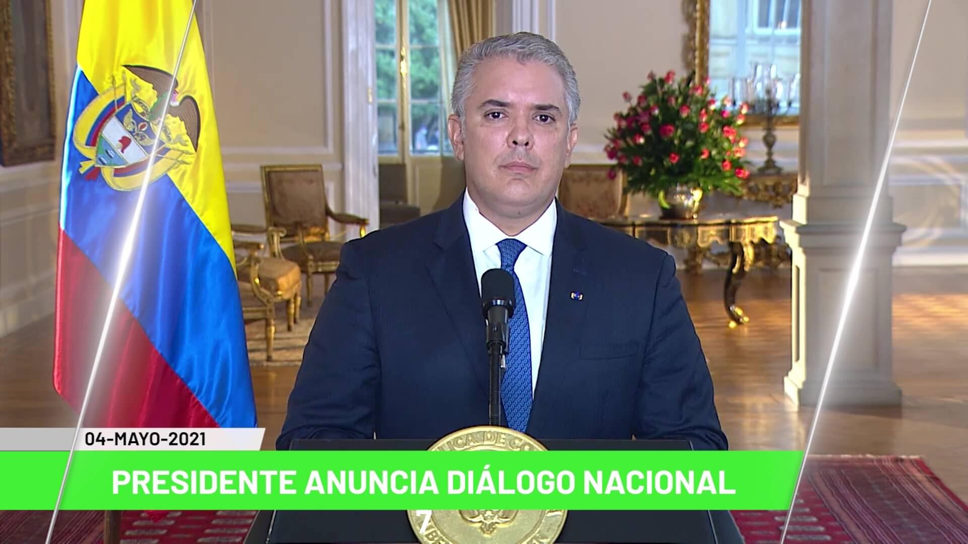 Titulares de Teleantioquia Noticias - martes 4 de mayo de 2021
