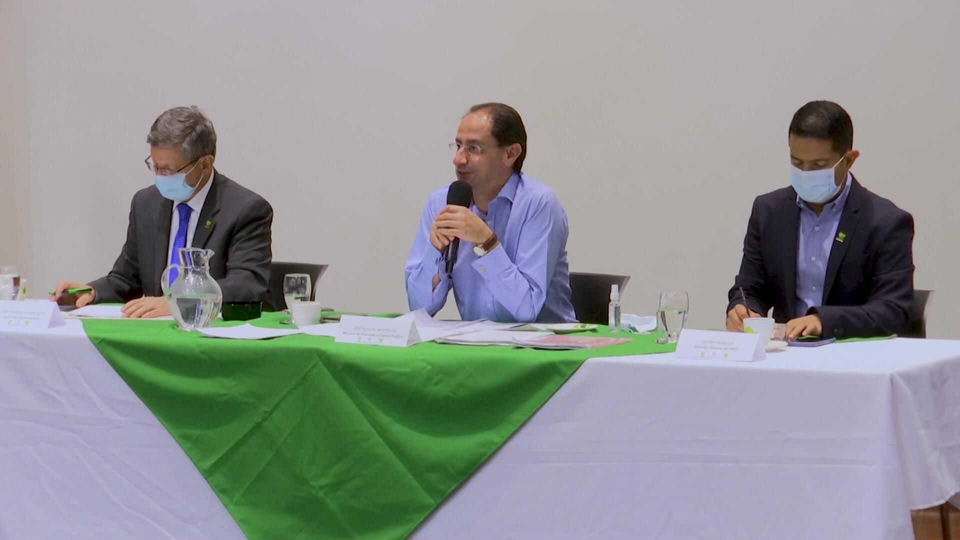 Antioquia hizo propuestas para próxima Reforma Tributaria