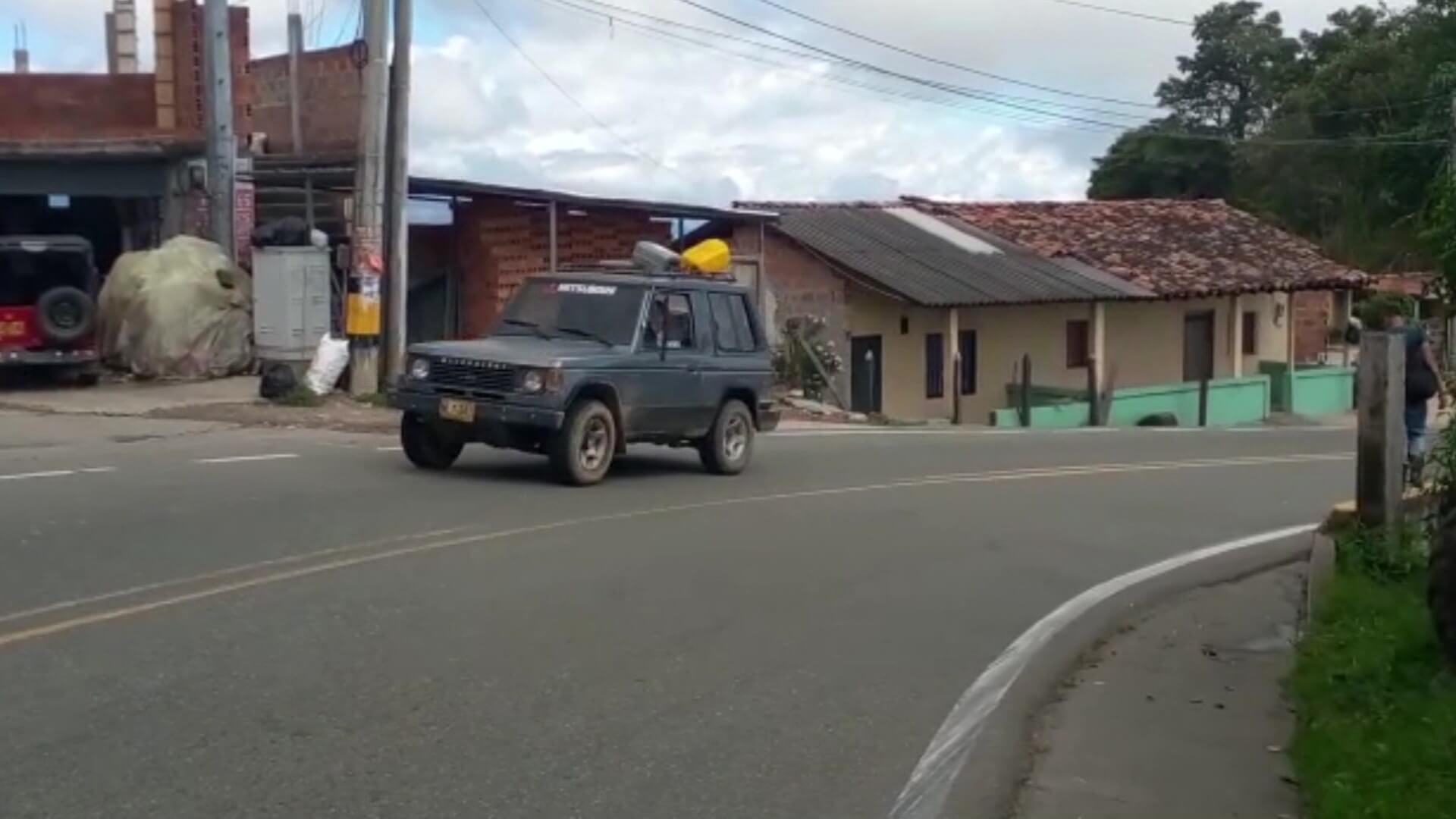 Dos muertos por siniestro vial en Santa Bárbara