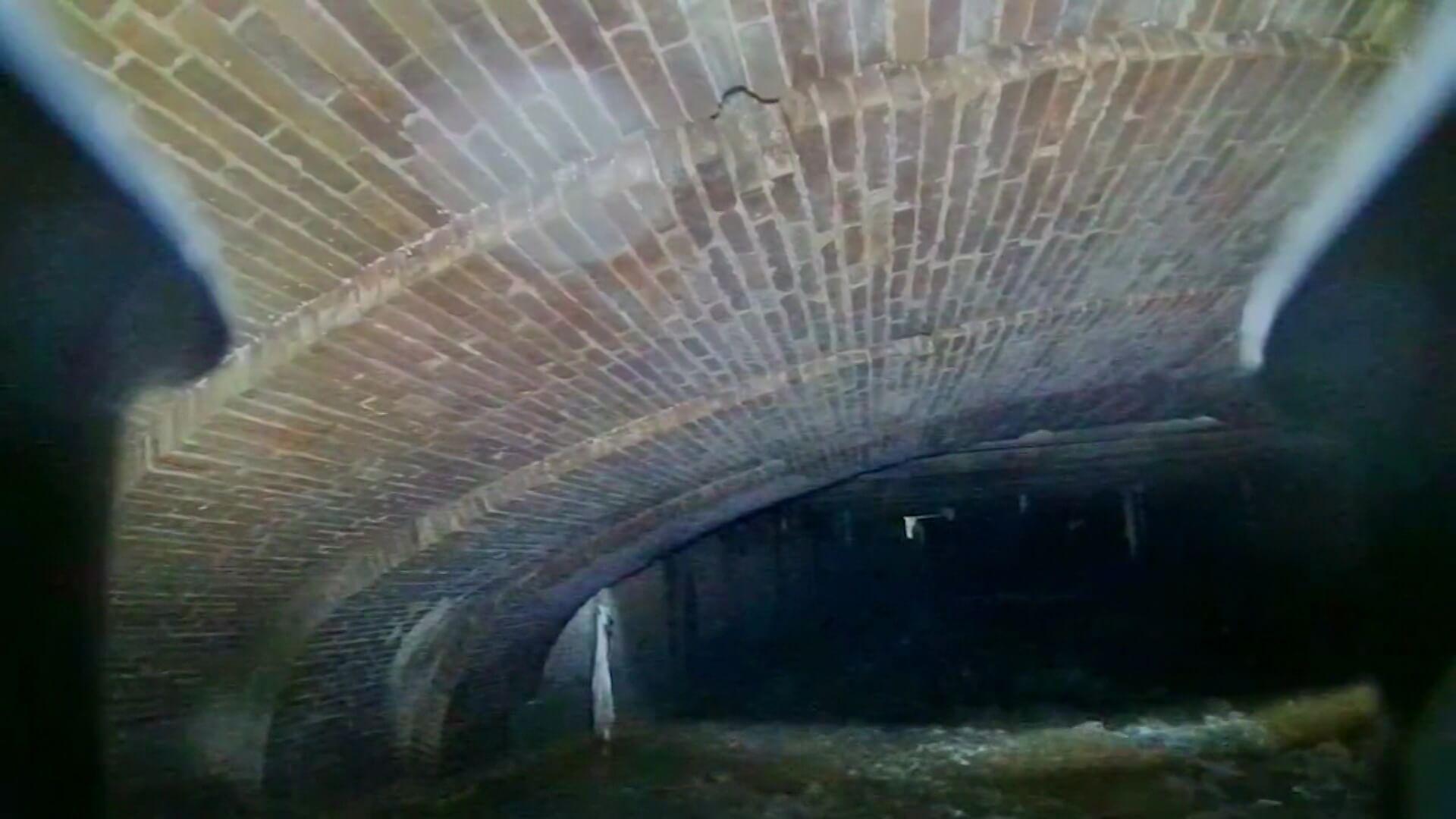 Hallados seis puentes construidos hace más de 100 años