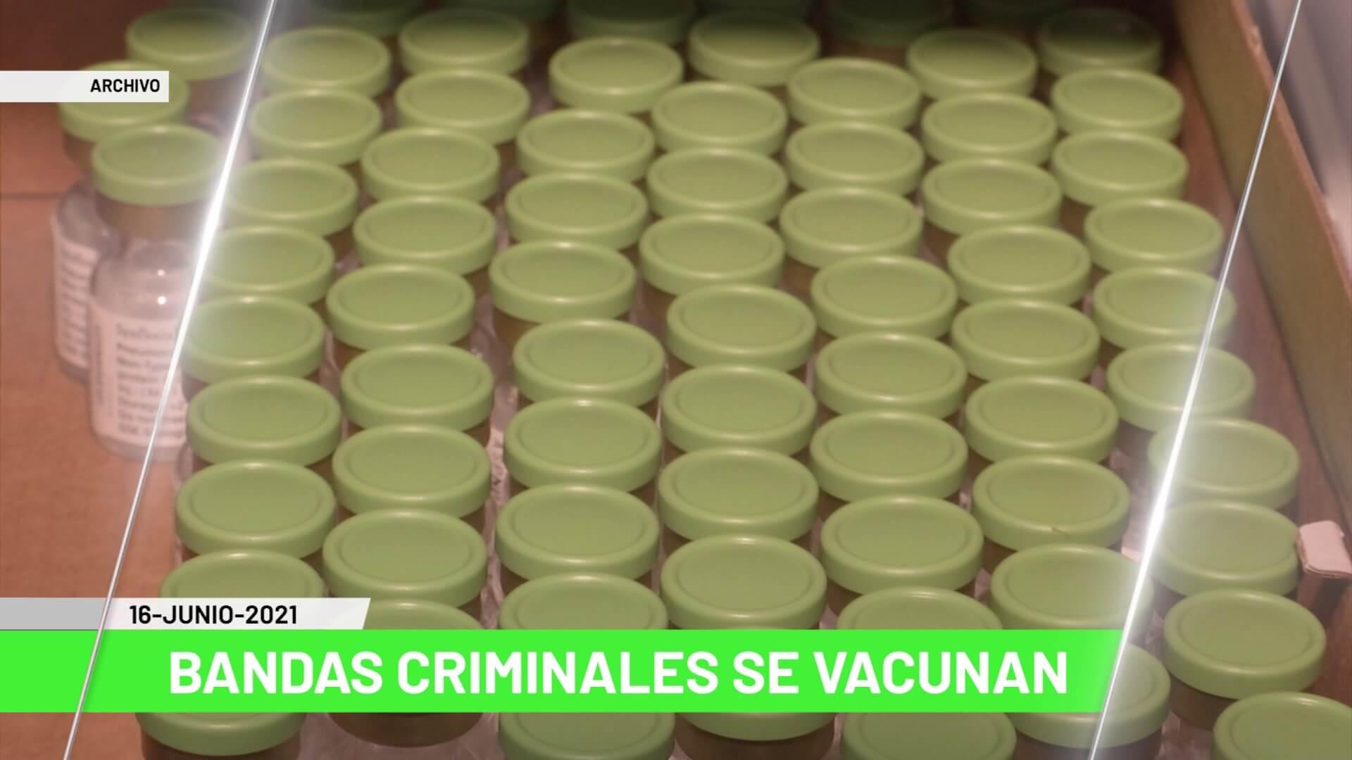 Titulares de Teleantioquia Noticias - miércoles 16 de junio de 2021
