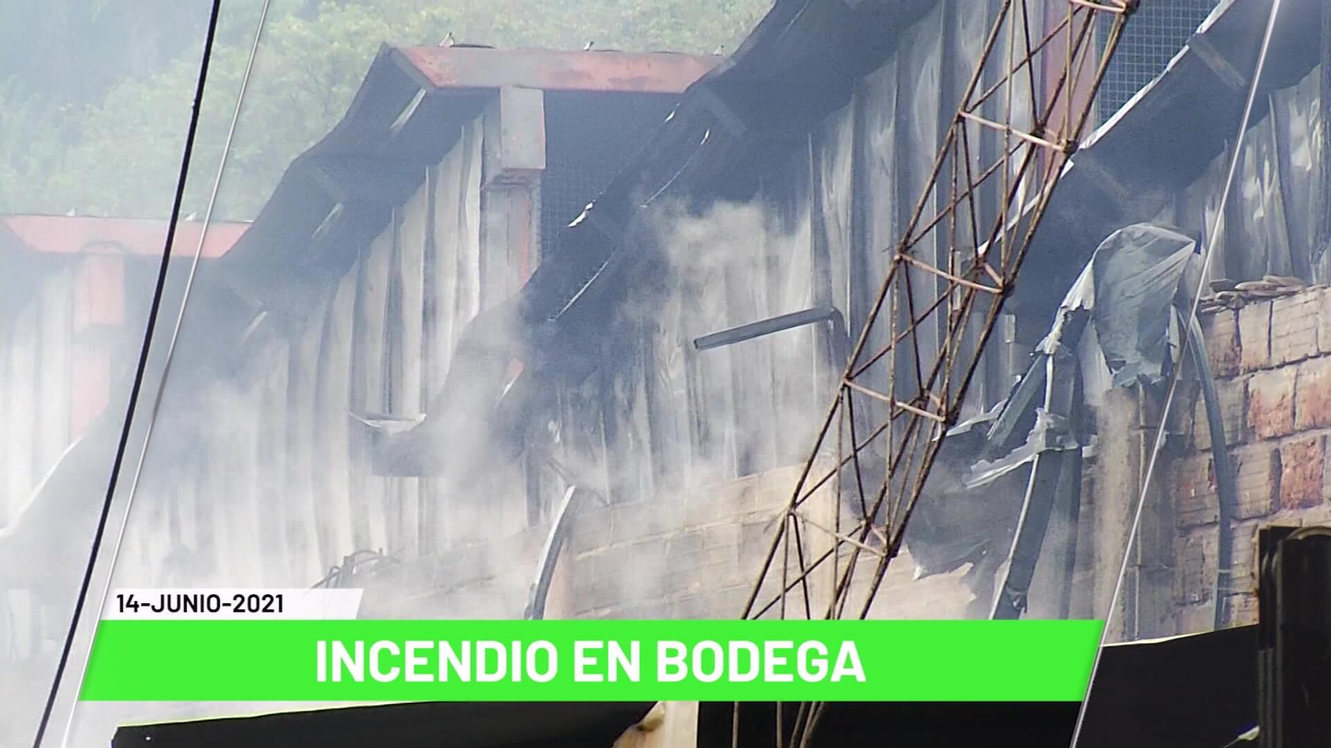 Titulares de Teleantioquia Noticias - Lunes 14 de junio de 2021 noche