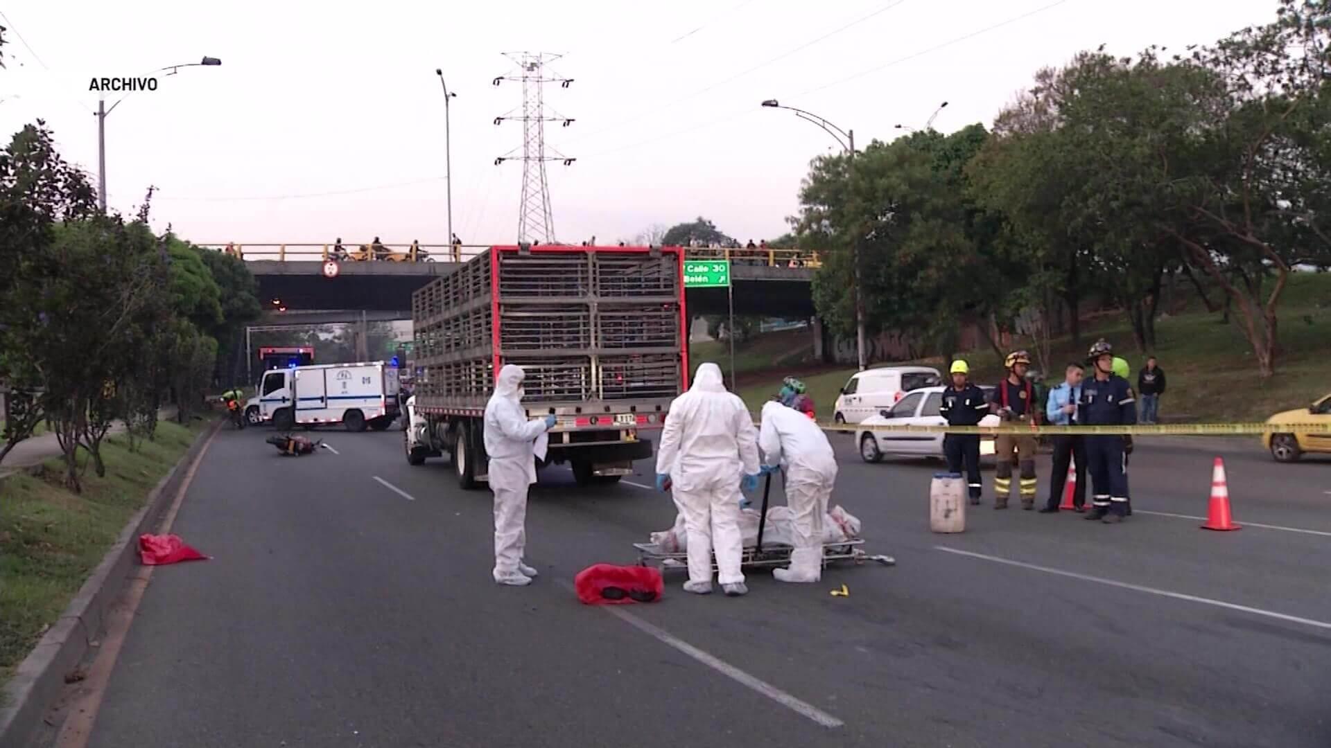 89 muertos en accidentes de tránsito
