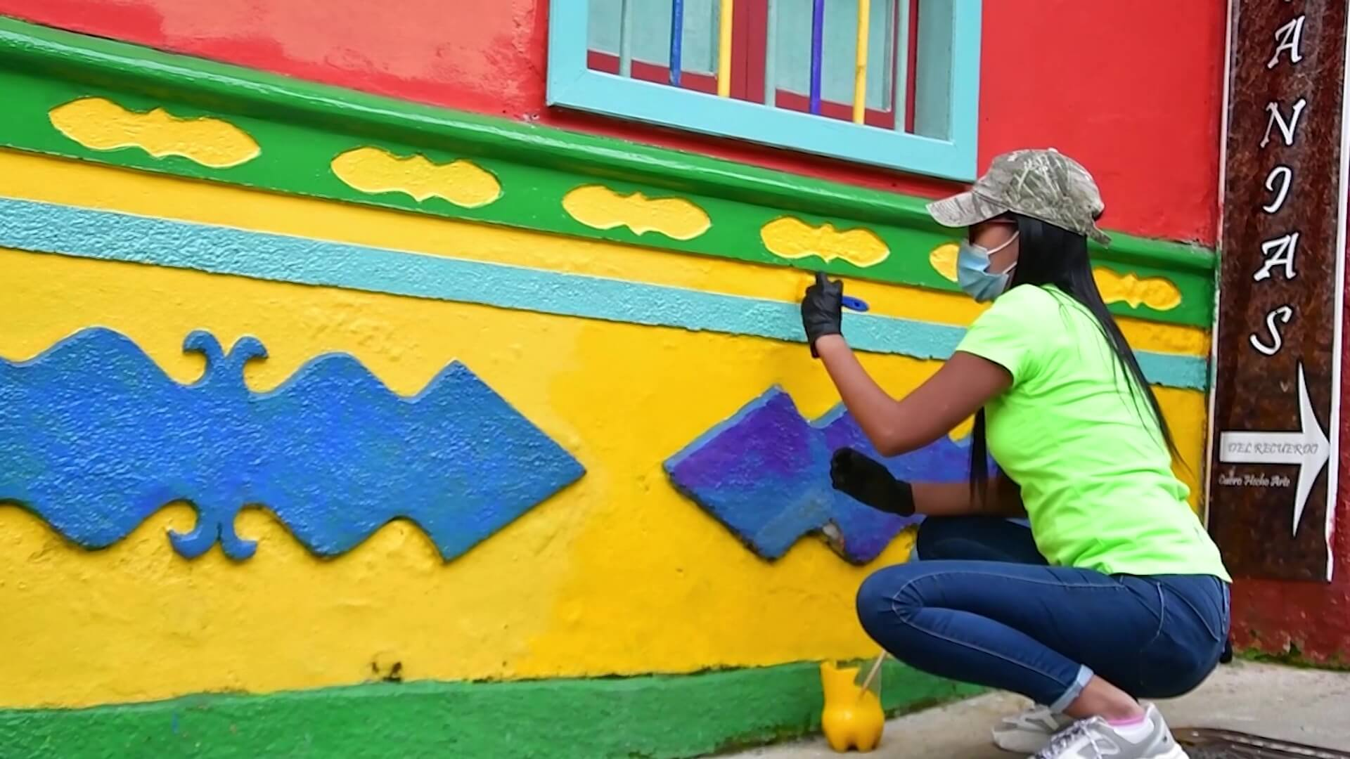 Revive el color en Guatapé