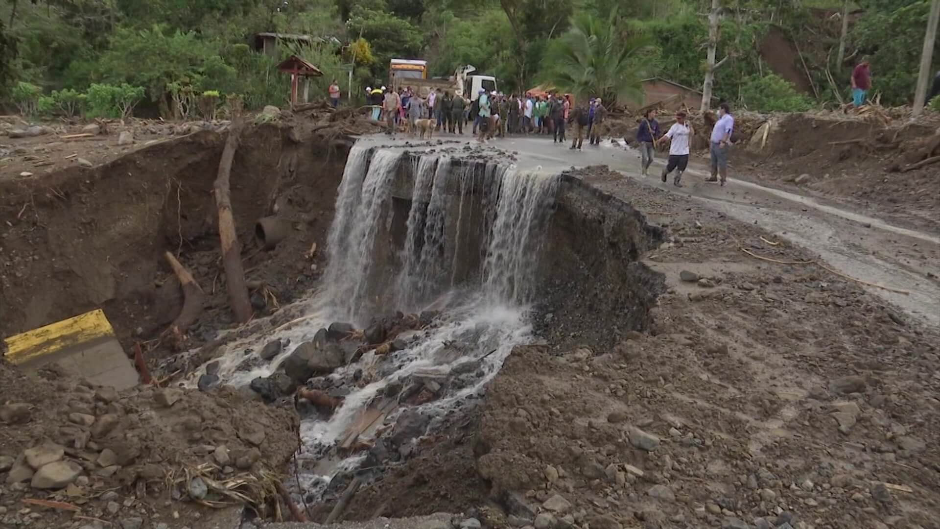 252 eventos reportados en temporadas de lluvias