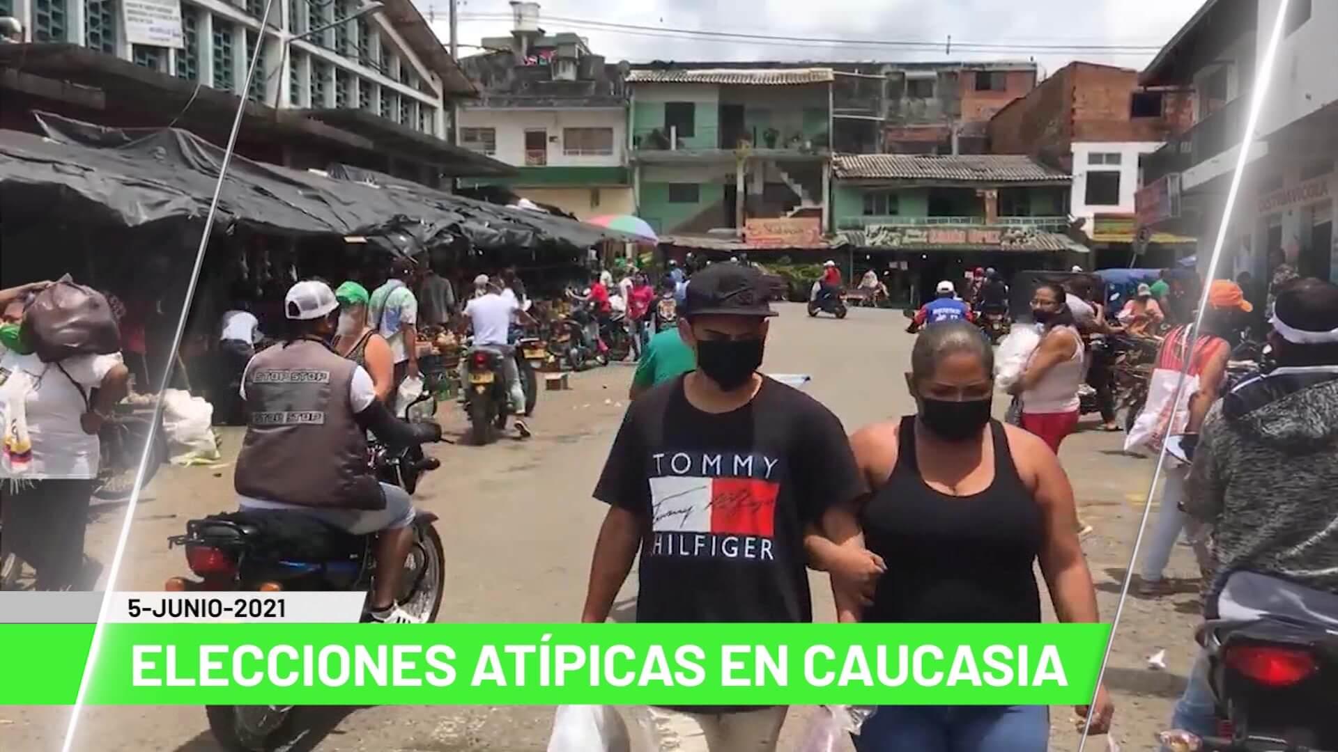 Titulares de Teleantioquia Noticias – Sábado 05 de junio de 2021 noche