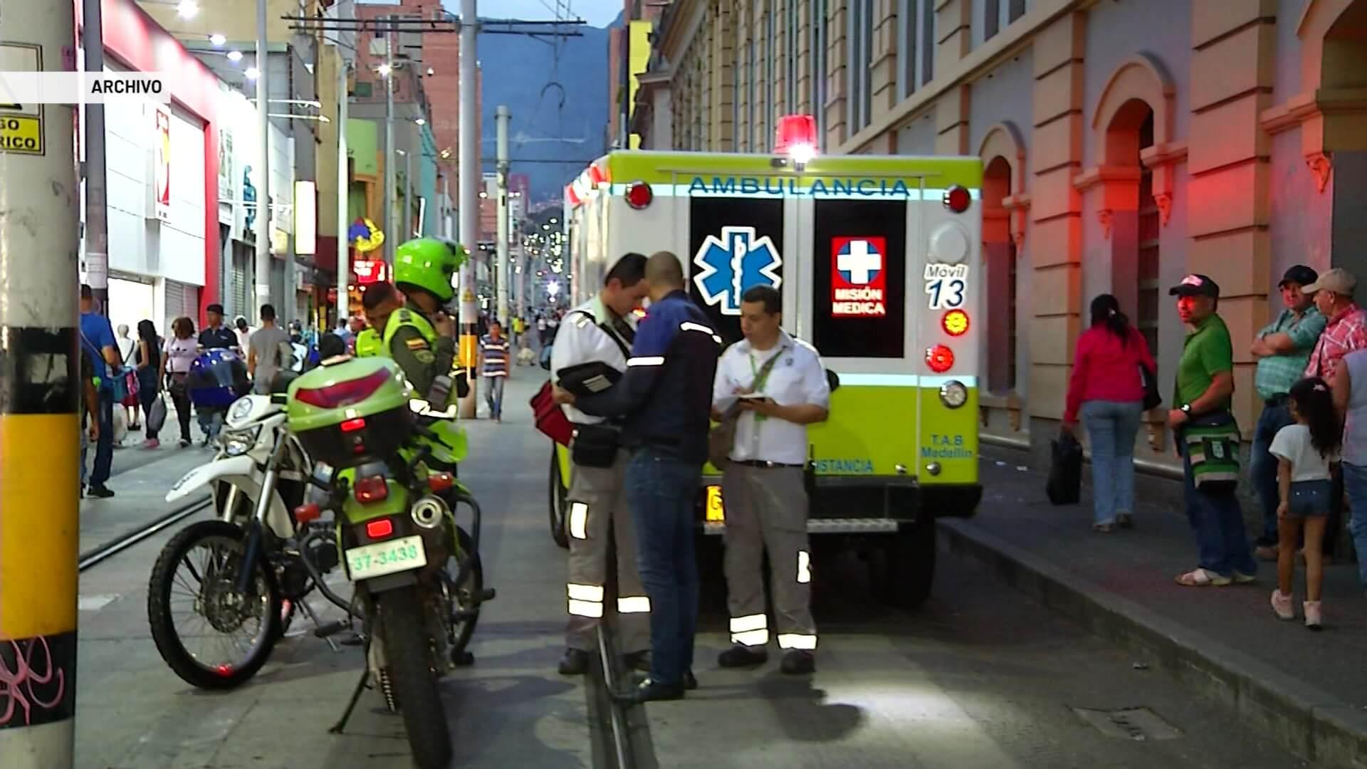 1.242 accidentes de tránsito en el primer semestre