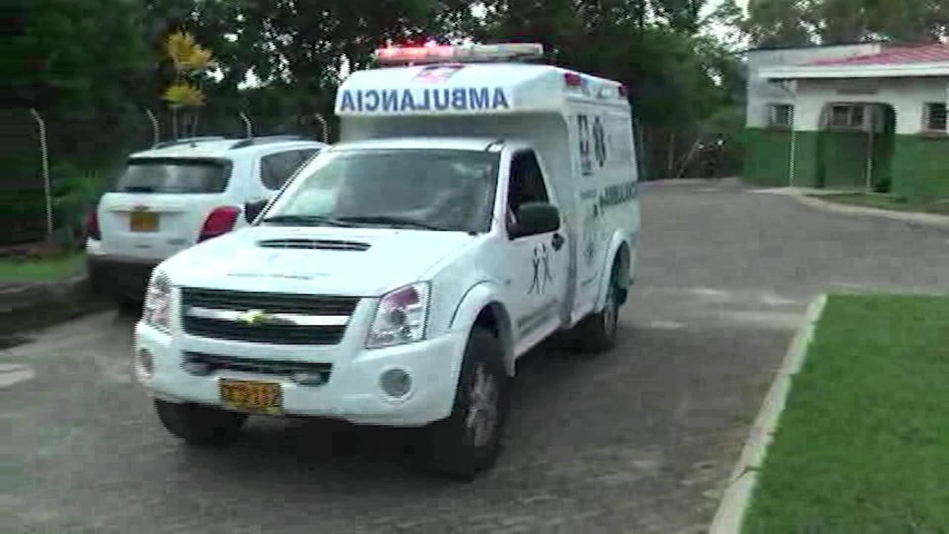 Cuatro lesionados en dos agresiones a personal médico