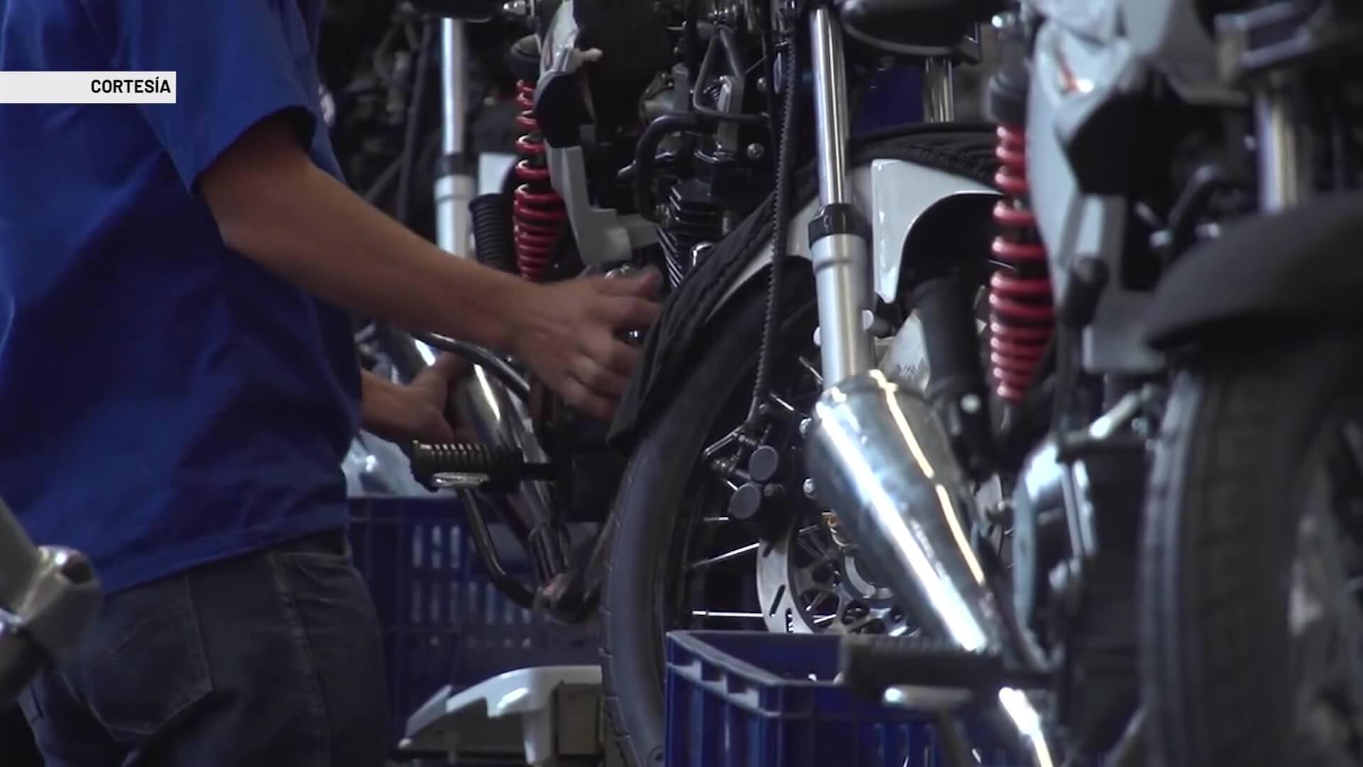 En primer semestre se vendieron 61 mil motocicletas