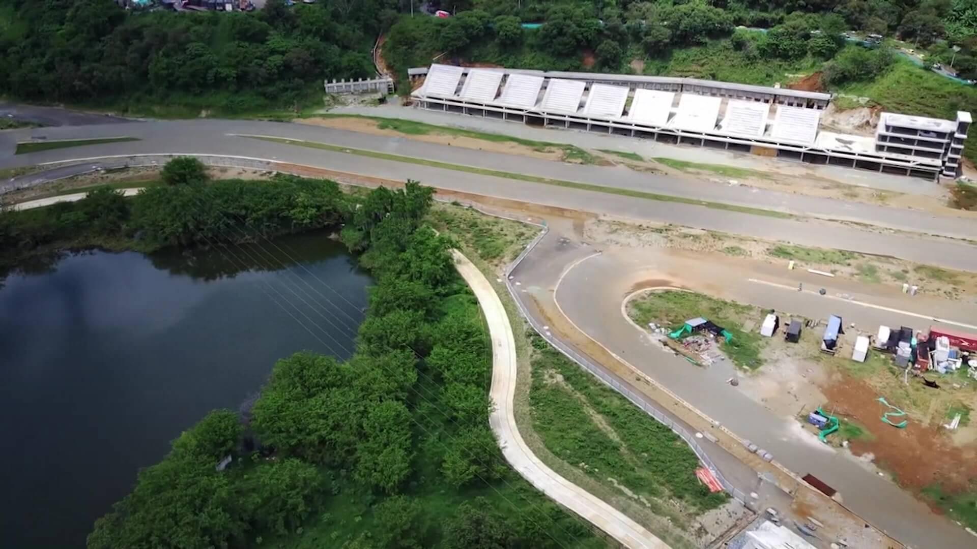 Gobernación se compromete a terminar el Central Park