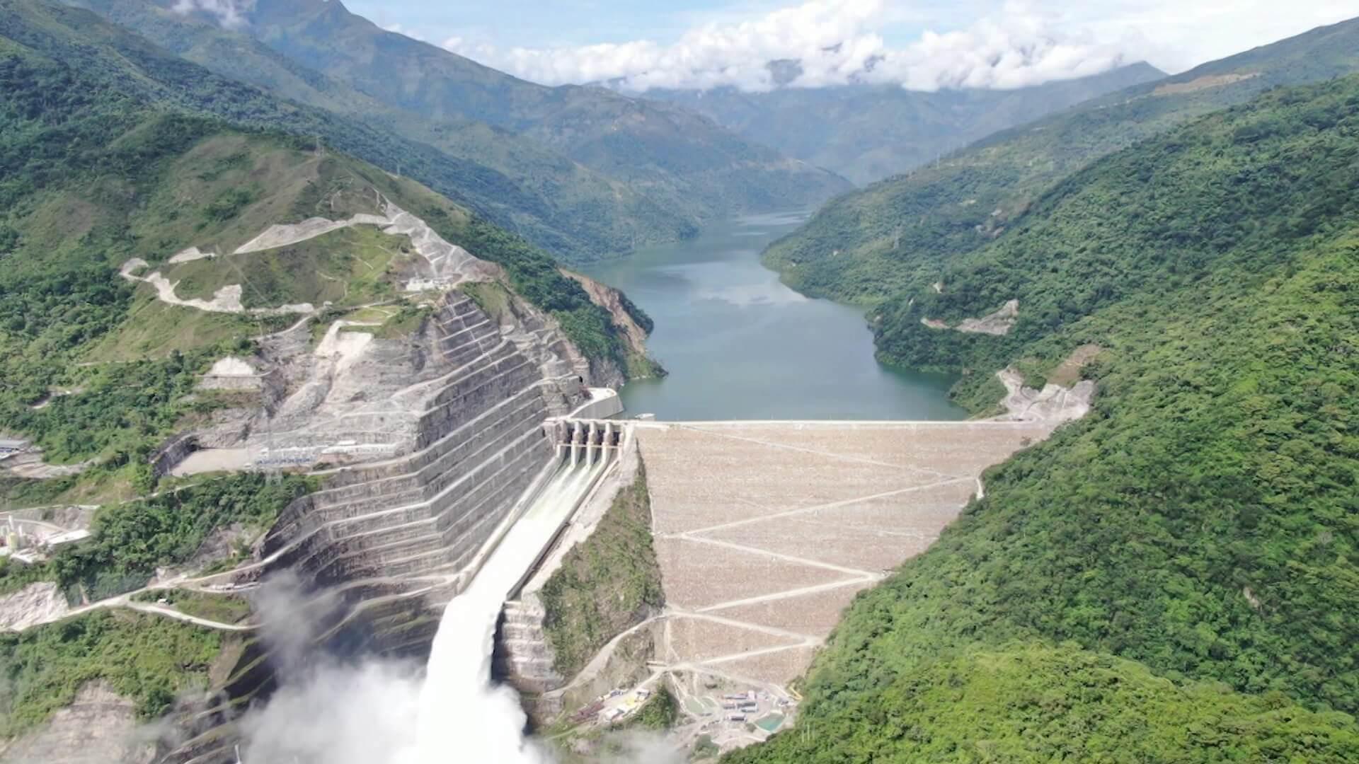 Hidroituango está en 84,3 % de avance de obra