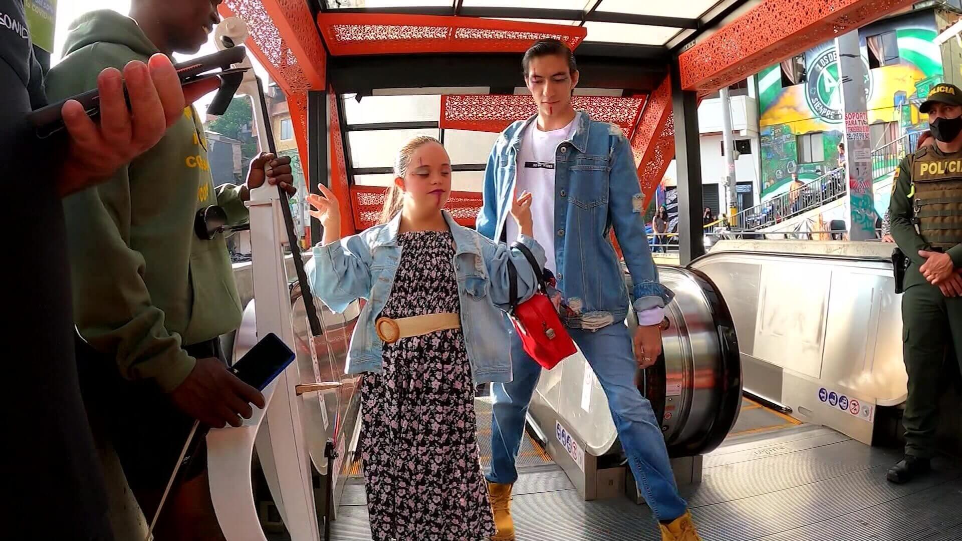 Moda al Barrio se tomó con pasarelas la Comuna 13